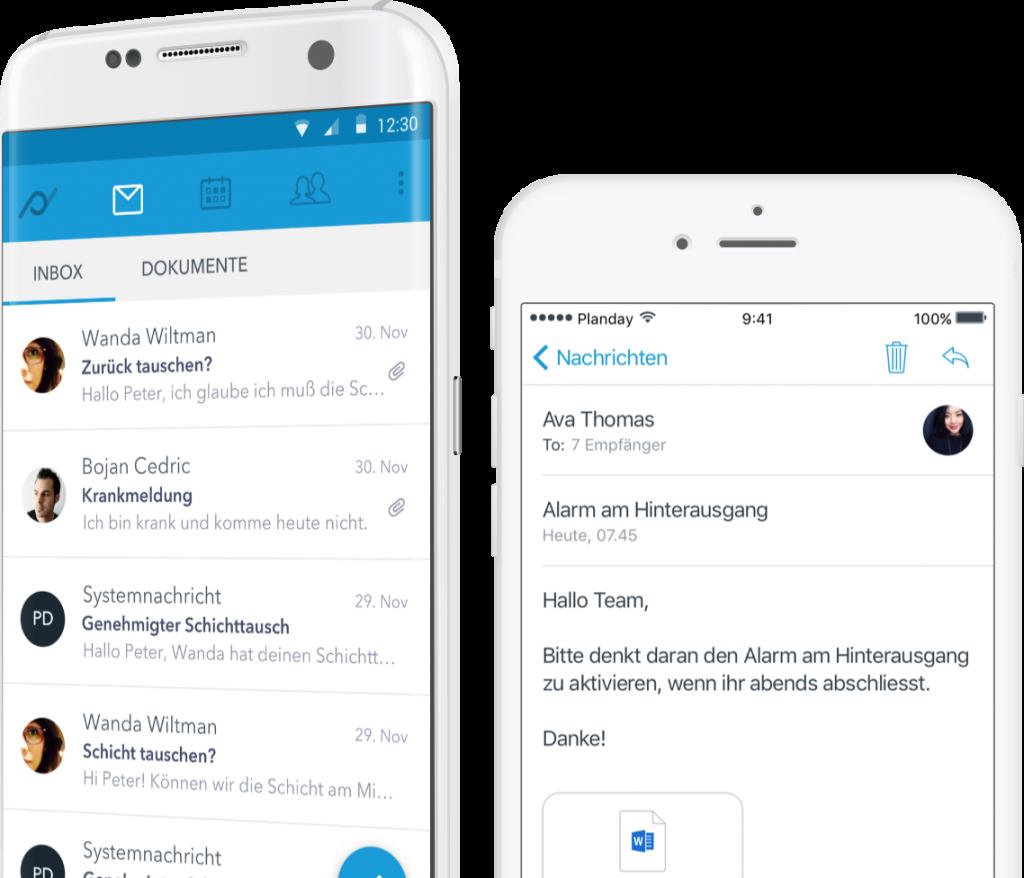 Integrierter Chat