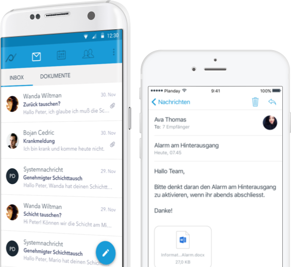 Integrierter Chat 2