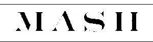 Mash weisses logo