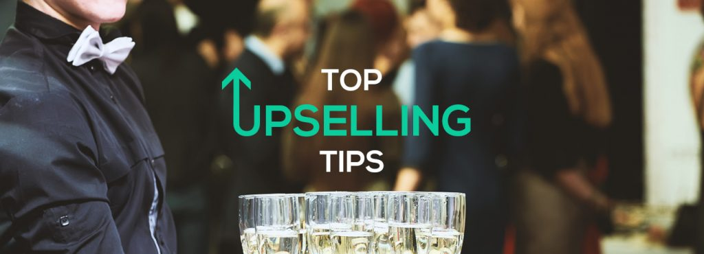 Top upselling tips: Get customers to spend 20% more