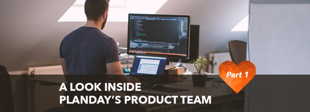 A sneak peak into how we build the Planday product: Part I