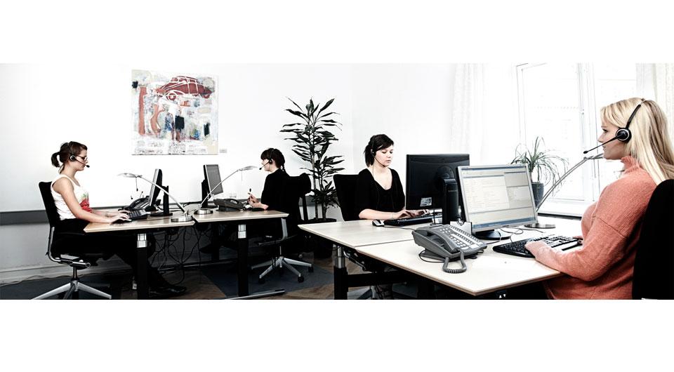 Planday customer success story: Eunice Nielsen with CityCallCenter