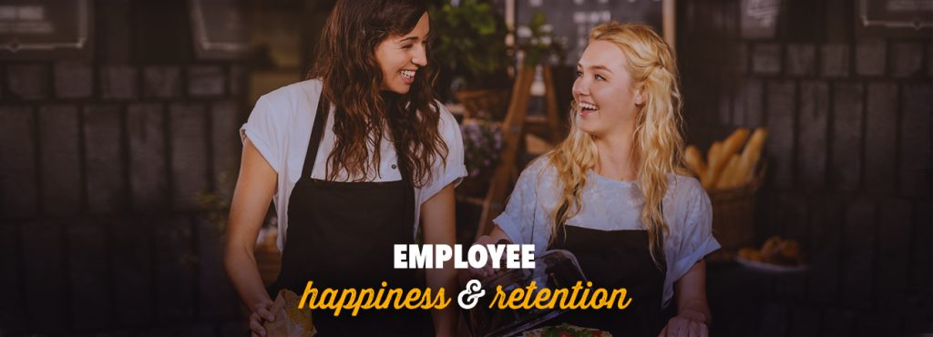 Everything you need to know about employee happiness and retention
