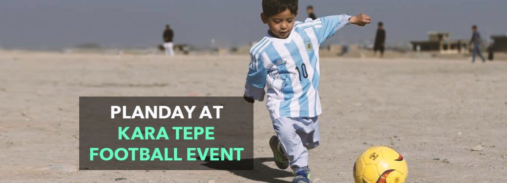 Planday goes to the Lesvos FutbolNet Festival for Refugees