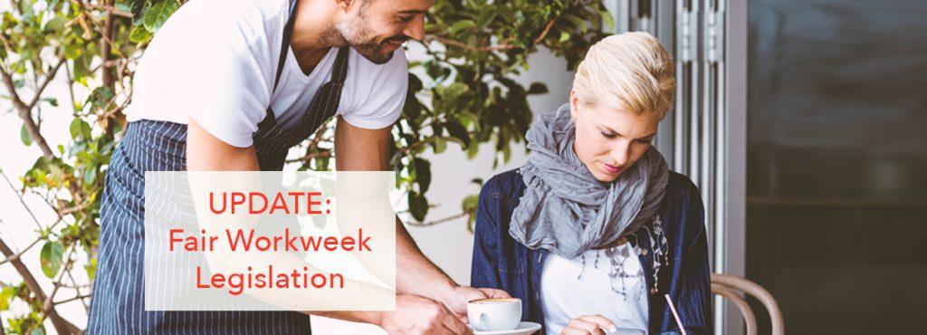 Update: Fair Workweek Legislation in NYC