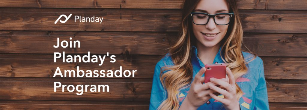 The new Planday Ambassador Program
