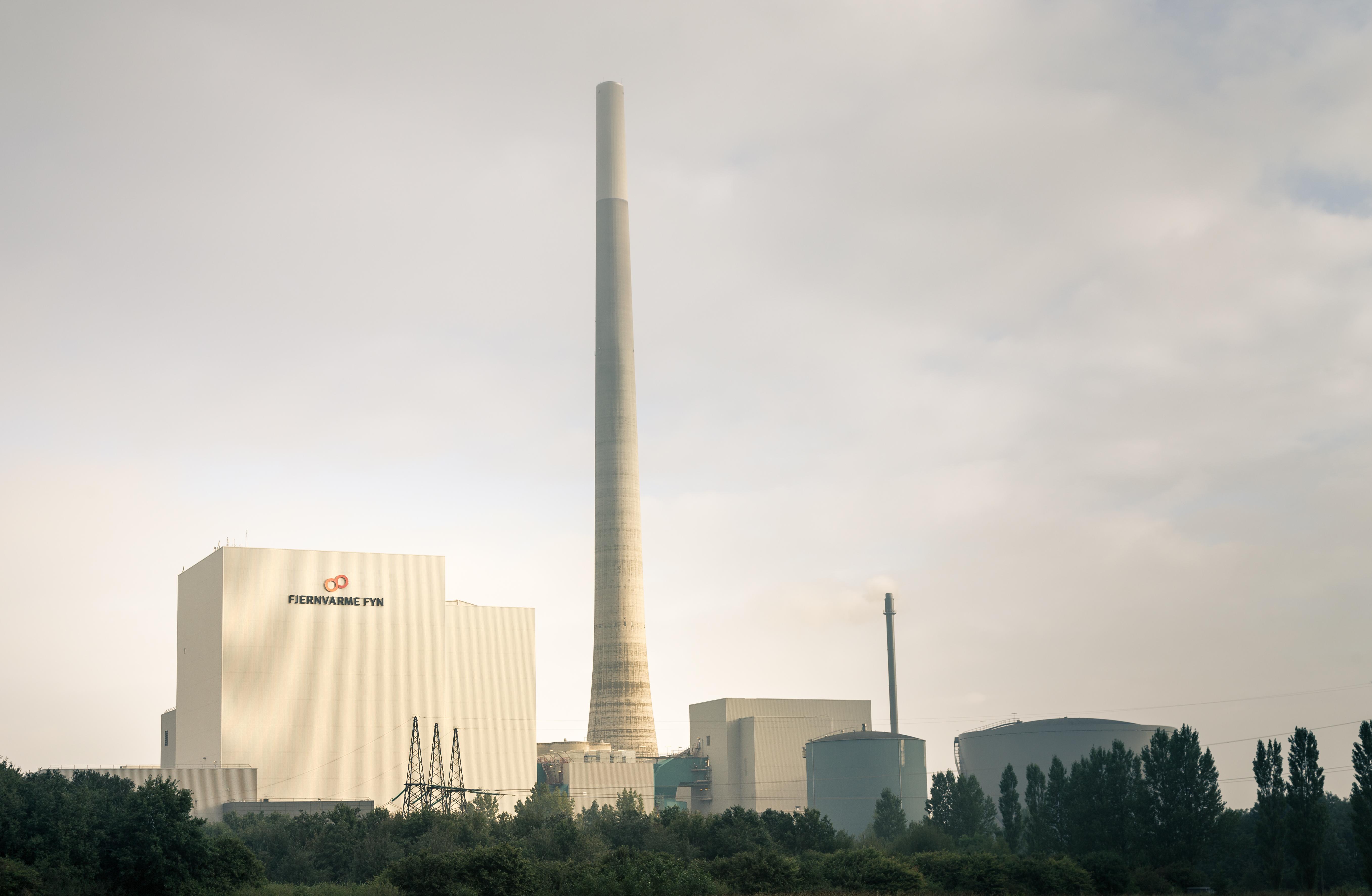 Fjernvarme Fyn et af verdens største fjernvarmeselskaber