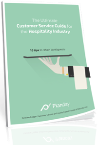 customer service guide for hospitality