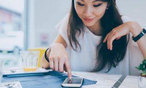 Mobile training millennials