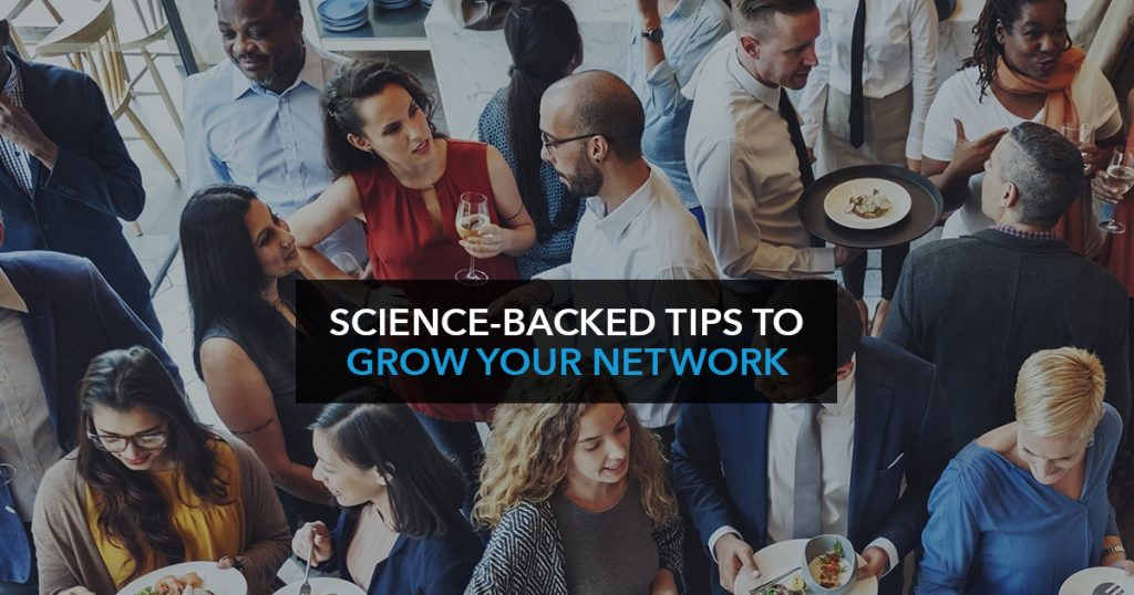 Science-backed tips to grow your network