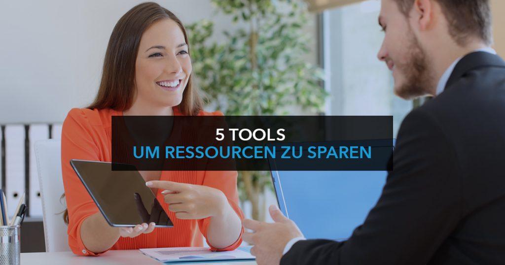 5 empfehlenswerte Werkzeuge zur Steigerung der Produktivität