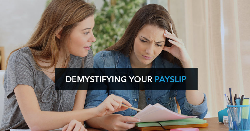 Payslip explained