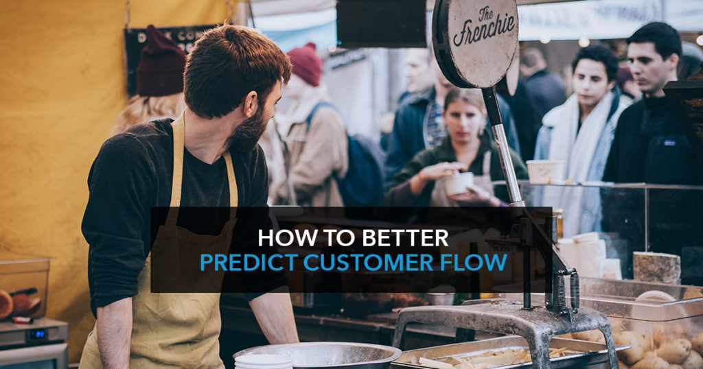 How to better predict customer flow
