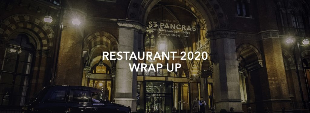 Restaurant 2020 wrap up