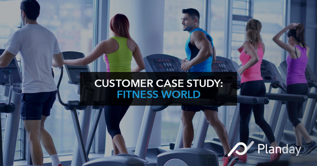 Customer case study: Fitness World