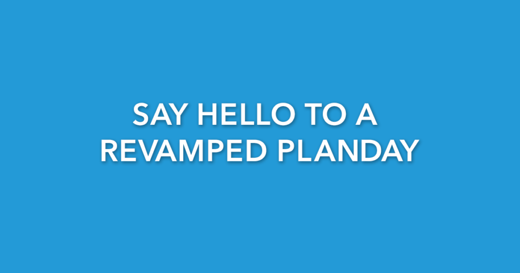 Say hello to a new, revamped Planday