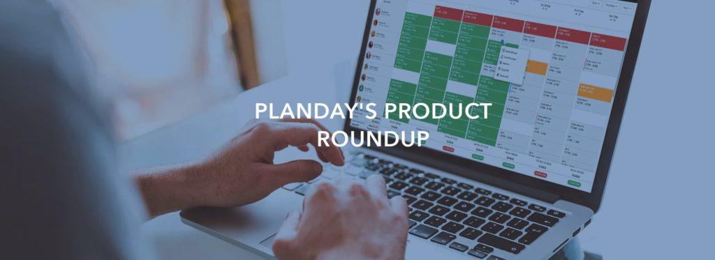 Produktsammanfattning för Planday
