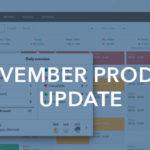 Planday's November Product Roundup