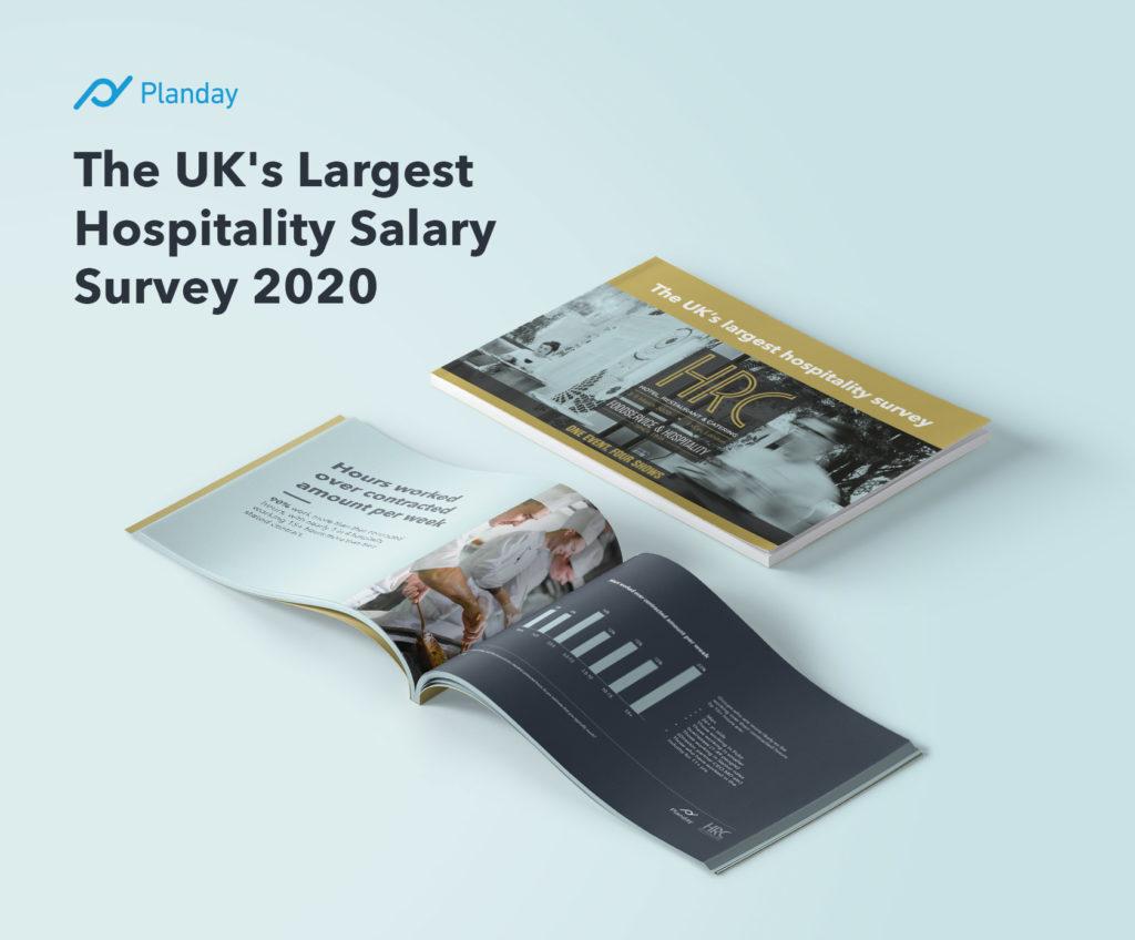 The UK's Largest Hospitality Salary Survey 2020