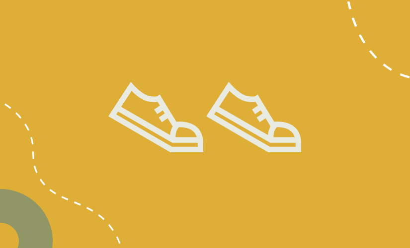 Sneakers illustration
