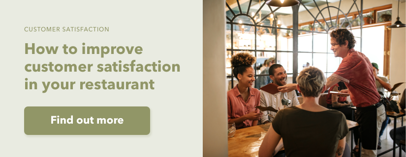 Improve customer satisfaction in restaurants Planday guide