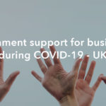 Government support for businesses during COVID-19 — UK
