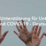 Staatliche Unterstützung für Unternehmen während COVID-19 – Deutschland