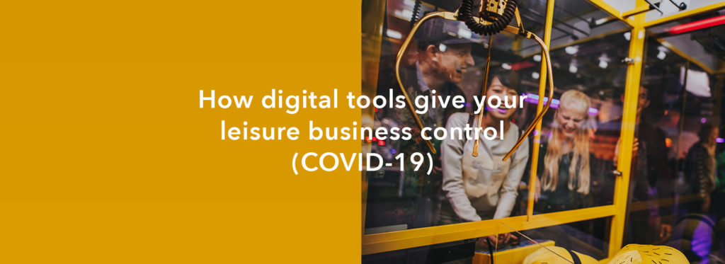 Getting back control under COVID-19: help for leisure businesses
