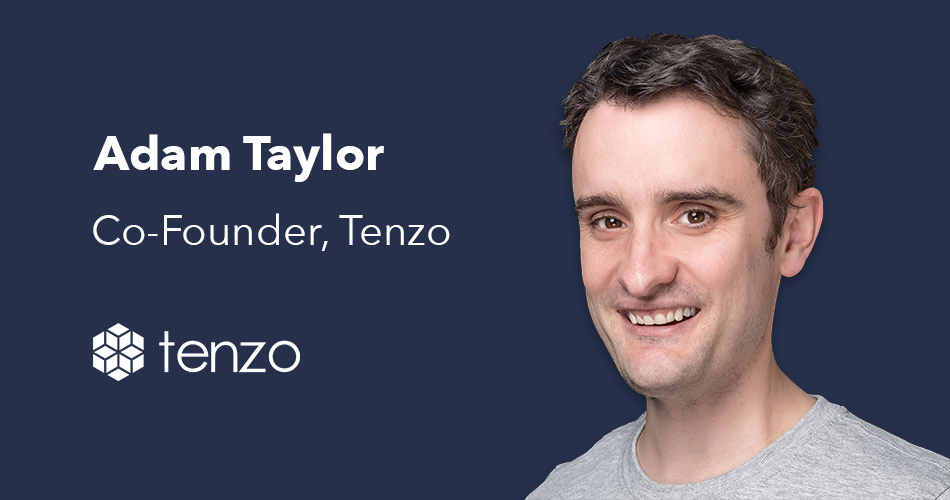 Adam Taylor Tenzo Co-Founder