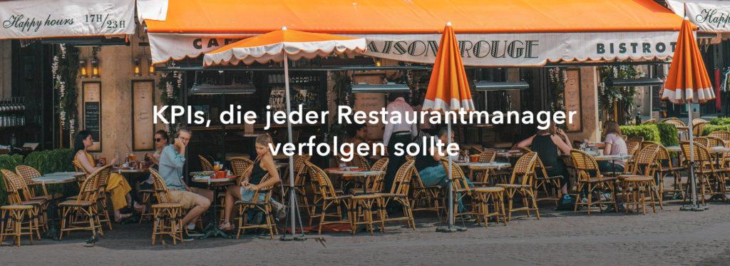 KPIs, die jeder Restaurantmanager verfolgen sollte