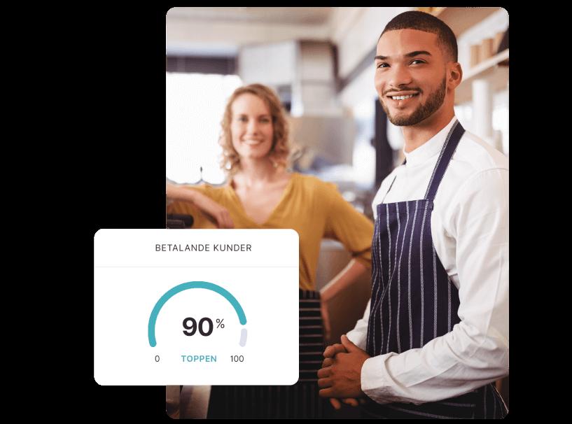 Betalande kunder SE